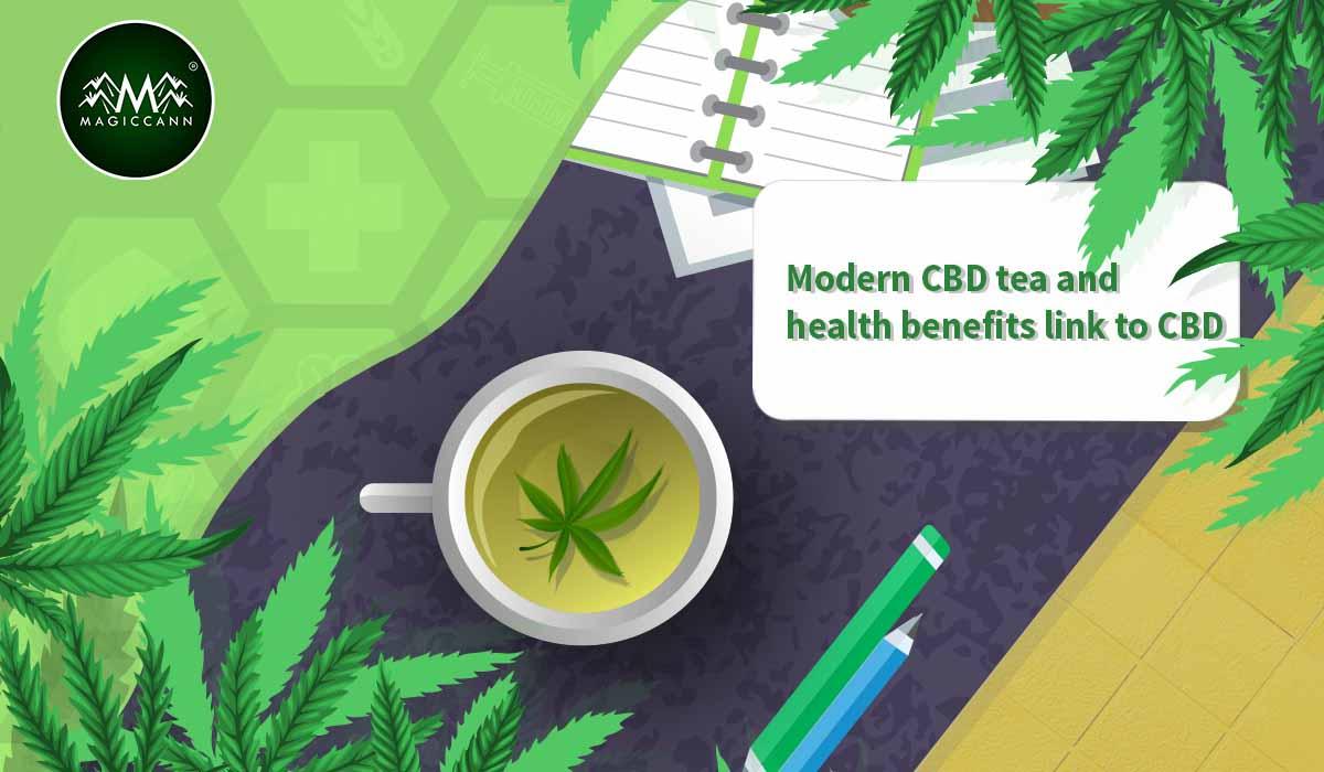 CBD tea health benefits