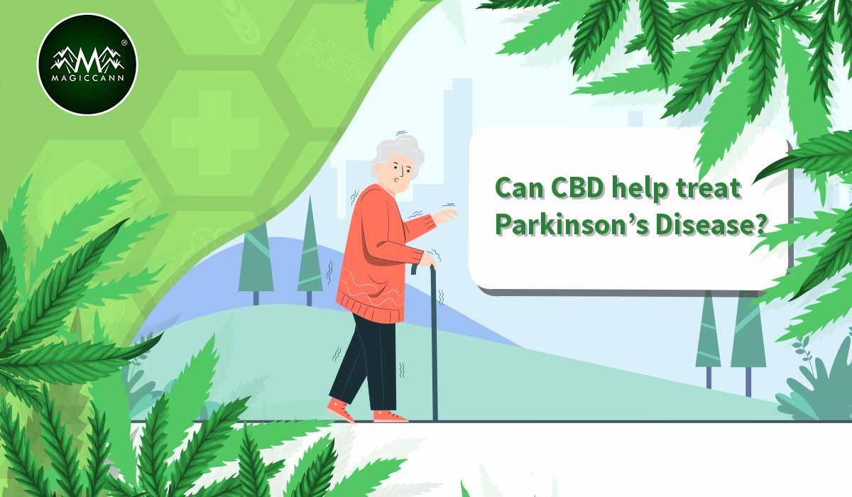 Can CBD help treat Parkinson's Disease